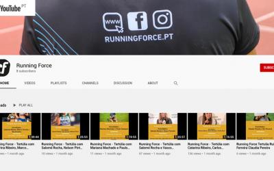 Tertúlias da Running Force